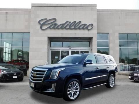 2017 Cadillac Escalade for sale at Radley Cadillac in Fredericksburg VA