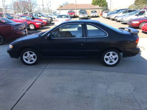 1995 Nissan 200SX for sale at Mike's Auto Sales of Charlotte in Charlotte NC