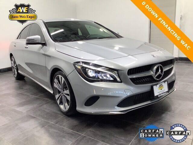 2019 Mercedes-Benz CLA for sale in Carrollton, TX