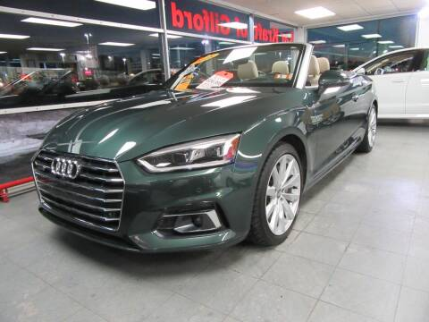 2018 Audi A5 for sale at Kar Kraft in Gilford NH