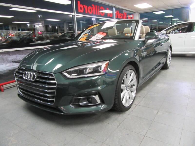 2018 Audi A5 for sale at Kar Kraft in Gilford NH