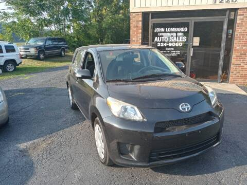2010 Scion xD for sale at John Lombardo Enterprises Inc in Rochester NY
