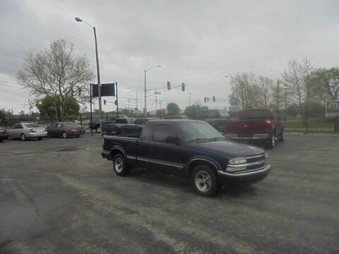 1999 Chevrolet S-10 for sale at Settle Auto Sales TAYLOR ST. in Fort Wayne IN