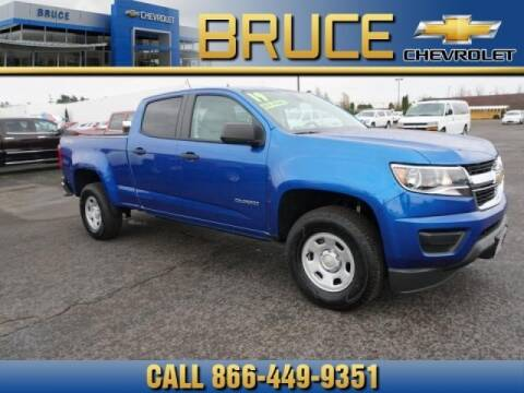 2019 Chevrolet Colorado for sale at Medium Duty Trucks at Bruce Chevrolet in Hillsboro OR