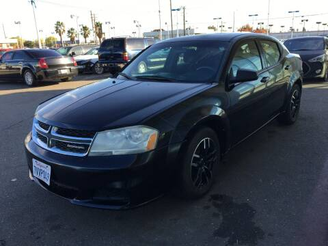 2012 Dodge Avenger for sale at Safi Auto in Sacramento CA