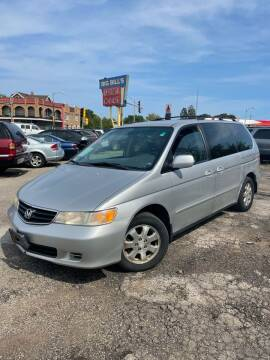 2002 Honda Odyssey for sale at Big Bills in Milwaukee WI