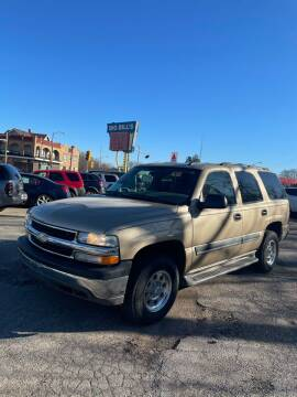 2005 Chevrolet Tahoe for sale at Big Bills in Milwaukee WI
