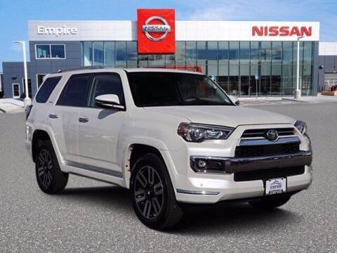 2021 Toyota 4Runner for sale at EMPIRE LAKEWOOD NISSAN in Lakewood CO