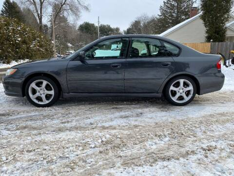 2009 Subaru Legacy for sale at ALL Motor Cars LTD in Tillson NY
