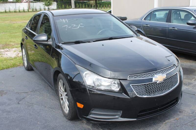 2011 Chevrolet Cruze for sale at Pasco Auto Mart in New Port Richey FL