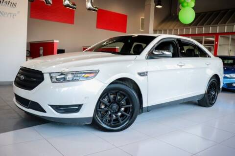 2015 Ford Taurus for sale at Quality Auto Center of Springfield in Springfield NJ
