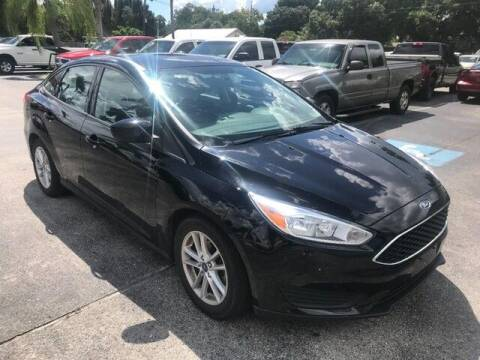 2018 Ford Focus for sale at Denny's Auto Sales in Fort Myers FL