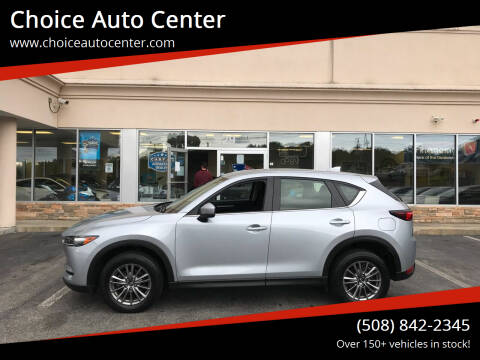 2017 Mazda CX-5 for sale at Choice Auto Center in Shrewsbury MA