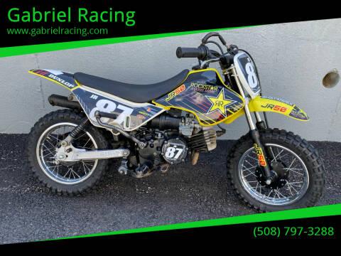 2003 Suzuki JR50 for sale at Gabriel Racing in Worcester MA