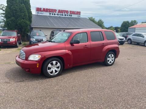 2010 Chevrolet HHR for sale at BLAESER AUTO LLC in Chippewa Falls WI