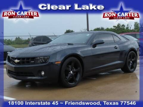 2013 Chevrolet Camaro for sale at Ron Carter  Clear Lake Used Cars in Houston TX