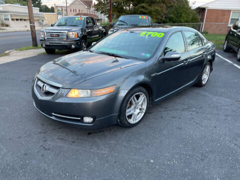 2008 Acura TL for sale at Roy's Auto Sales in Harrisburg PA