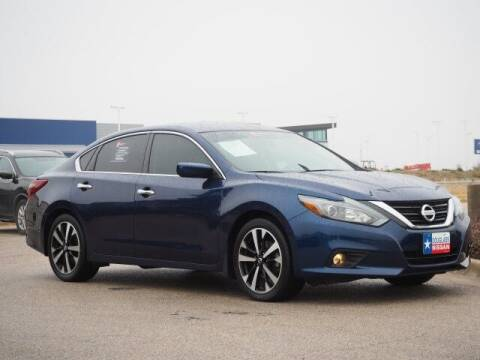 2018 Nissan Altima for sale at Douglass Automotive Group in Central Texas TX