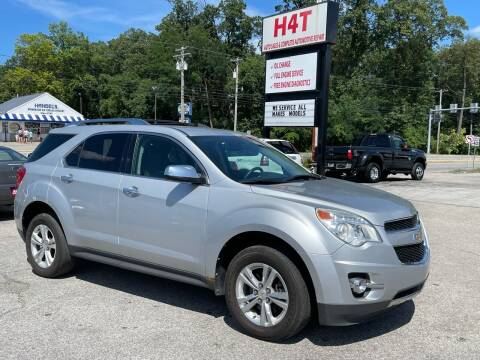 2011 Chevrolet Equinox for sale at H4T Auto in Toledo OH