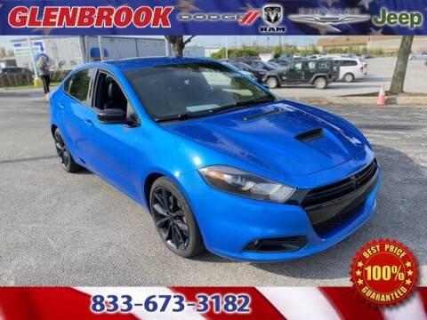 2016 Dodge Dart for sale at Glenbrook Dodge Chrysler Jeep Ram and Fiat in Fort Wayne IN