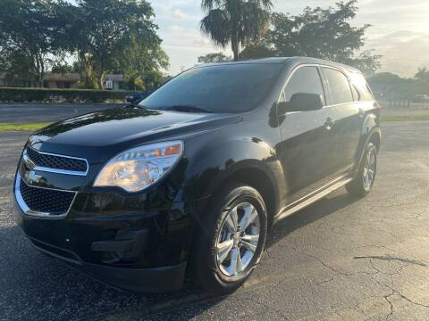 2014 Chevrolet Equinox for sale at Lamberti Auto Collection in Plantation FL