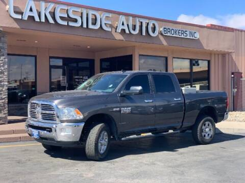 2017 RAM Ram Pickup 2500 for sale at Lakeside Auto Brokers Inc. in Colorado Springs CO
