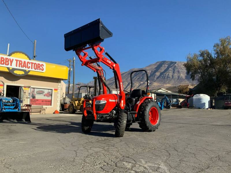 2021 Branson 5520H for sale at Hobby Tractors - New Tractors in Pleasant Grove UT