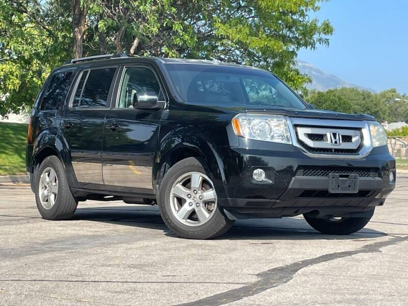 2009 Honda Pilot for sale at Used Cars and Trucks For Less in Millcreek UT