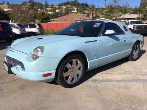 2003 Ford Thunderbird for sale at MISSION AUTOS in Hayward CA
