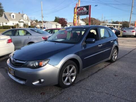 2011 Subaru Impreza for sale at JK & Sons Auto Sales in Westport MA