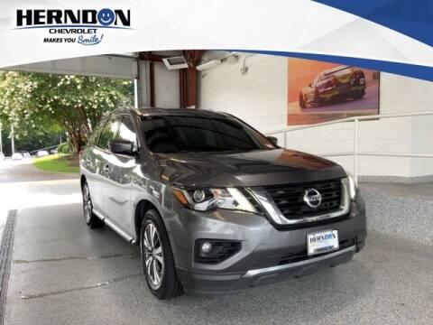 2017 Nissan Pathfinder for sale at Herndon Chevrolet in Lexington SC