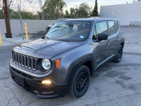 2016 Jeep Renegade for sale at Hunter's Auto Inc in North Hollywood CA