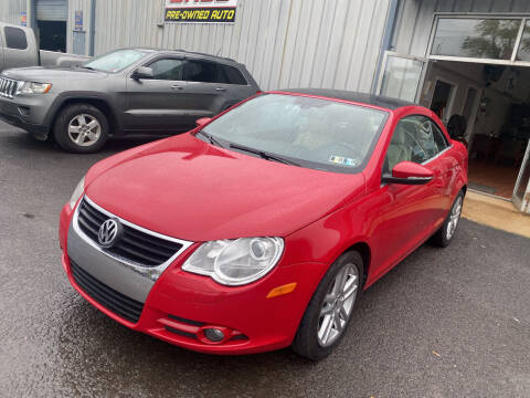 2009 Volkswagen Eos for sale at Ball Pre-owned Auto in Terra Alta WV