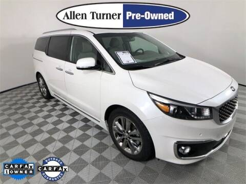 2018 Kia Sedona for sale at Allen Turner Hyundai in Pensacola FL