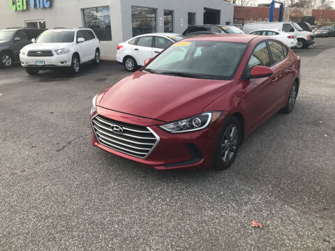 2017 Hyundai Elantra for sale at Car One in Essex MD