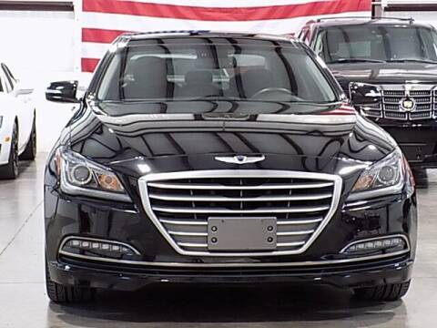 2016 Hyundai Genesis for sale at Texas Motor Sport in Houston TX