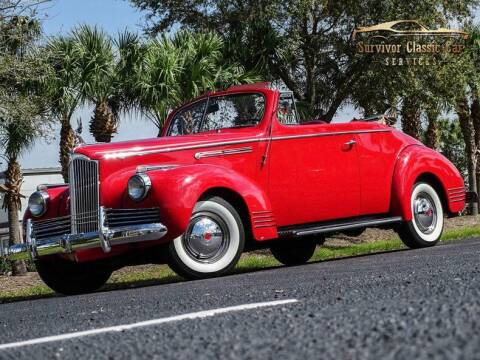 1942 Packard 110 for sale at SURVIVOR CLASSIC CAR SERVICES in Palmetto FL