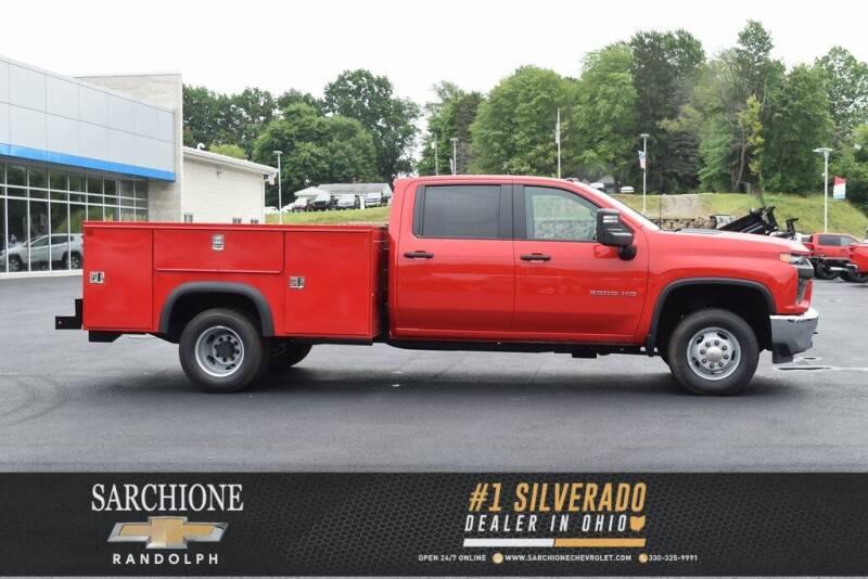 2021 Chevrolet Silverado 3500HD CC for sale in Randolph, OH