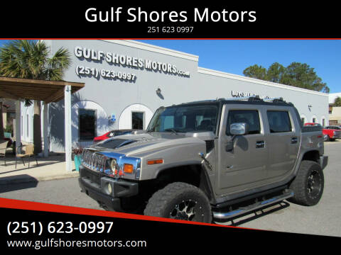 2005 HUMMER H2 SUT for sale at Gulf Shores Motors in Gulf Shores AL