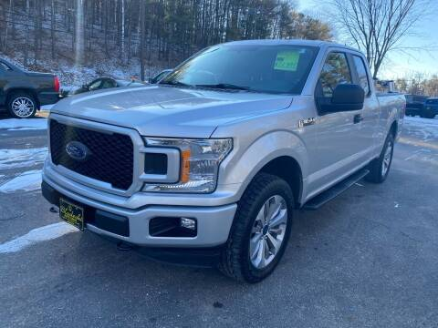 2018 Ford F-150 for sale at Bladecki Auto in Belmont NH
