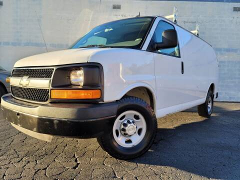 2015 Chevrolet Express Cargo for sale at AUTO FIESTA in Norcross GA