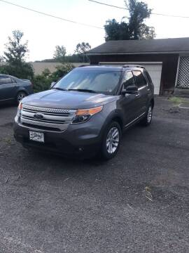 2013 Ford Explorer for sale at BUCKLEY'S AUTO in Romney WV
