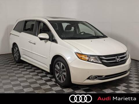 2016 Honda Odyssey for sale at CU Carfinders in Norcross GA