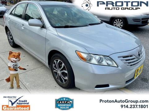 2008 Toyota Camry for sale at Proton Auto Group in Yonkers NY