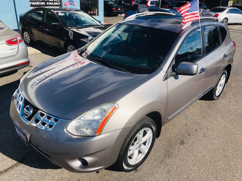 2011 Nissan Rogue for sale at Trimax Auto Group in Norfolk VA