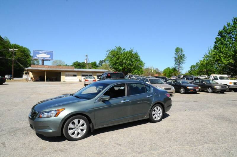 2010 Honda Accord for sale at RICHARDSON MOTORS USED CARS - Buy Here Pay Here in Anderson SC