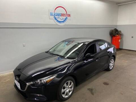 2018 Mazda MAZDA3 for sale at WCG Enterprises in Holliston MA
