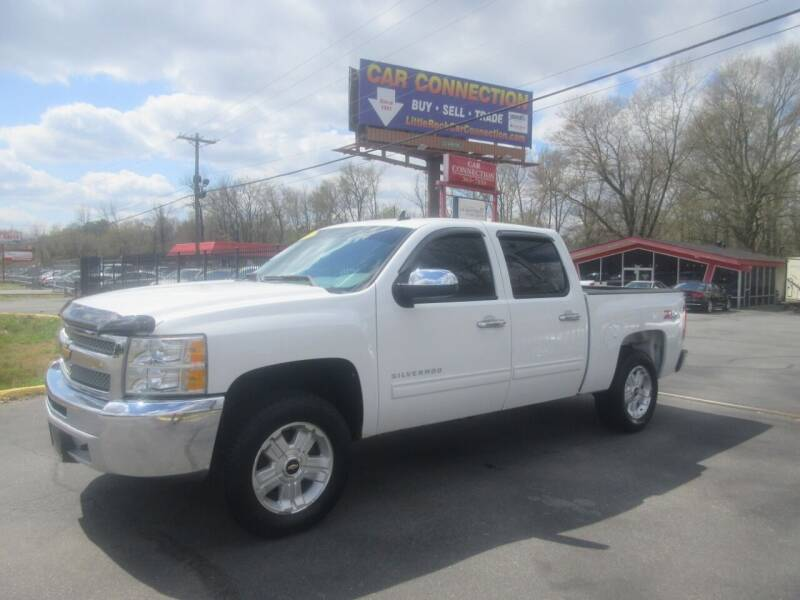 2012 Chevrolet Silverado 1500 for sale at Car Connection in Little Rock AR