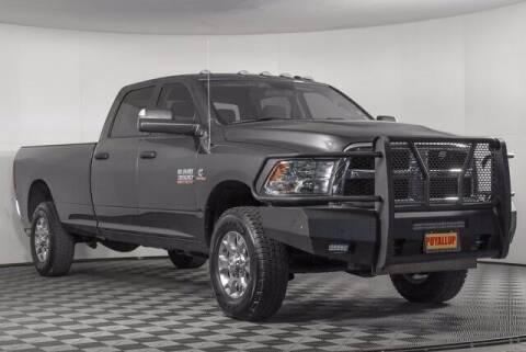 2018 RAM Ram Pickup 3500 for sale at Washington Auto Credit in Puyallup WA