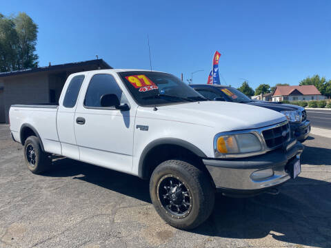 1997 Ford F-150 for sale at Allstate Auto Sales in Twin Falls ID
